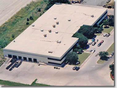 Kintex Warehouse Building